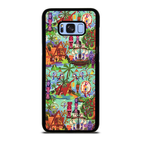 THE ENCHANTED TIKI ROOM DISNEY  2 Samsung Galaxy S8 Plus Case Cover