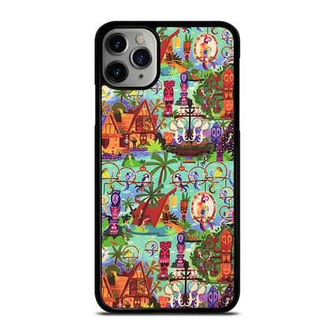 THE ENCHANTED TIKI ROOM DISNEY  2 iPhone 11 Pro Max Case Cover