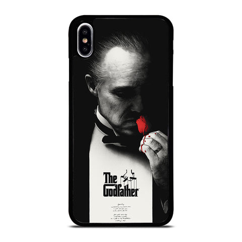THE GOD FATHER ART iPhone XS Max Case Cover