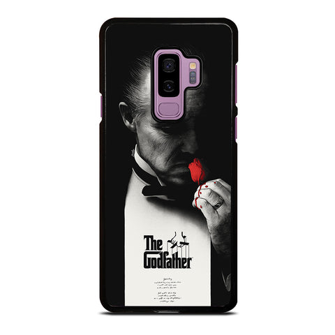 THE GOD FATHER ART Samsung Galaxy S9 Plus Case Cover
