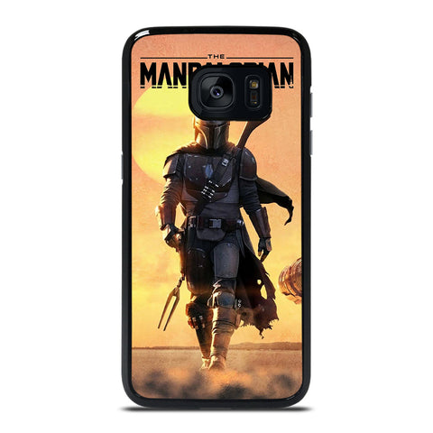 THE MANDALORIAN STAR WARS Samsung Galaxy S7 Edge Case Cover