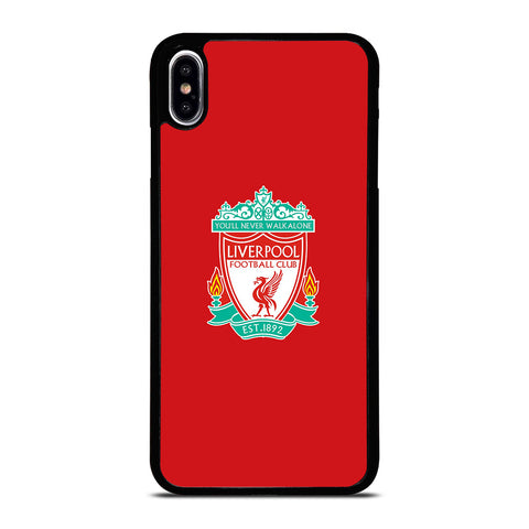 THE REDS LIVERPOOL FC YNWA iPhone XS Max Case Cover