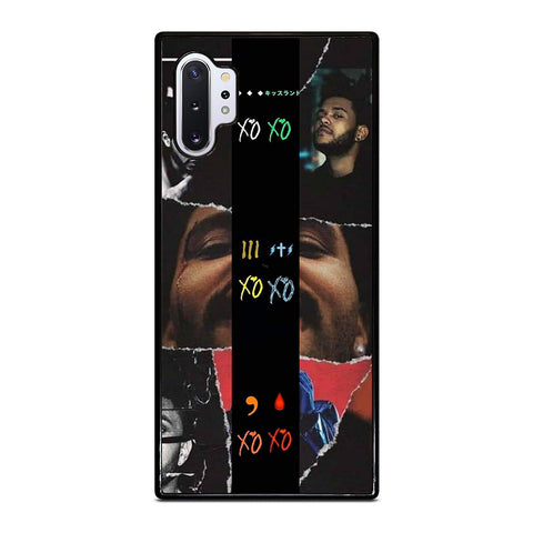 THE WEEKND XO SYMBOL Samsung Galaxy Note 10 Plus Case Cover