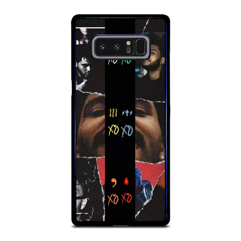 THE WEEKND XO SYMBOL Samsung Galaxy Note 8 Case Cover