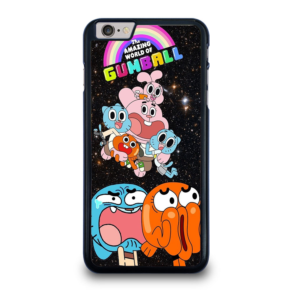 THE AMAZING WORLD OF GUMBALL iPhone 6 / 6S Plus Case Cover - Casesummer