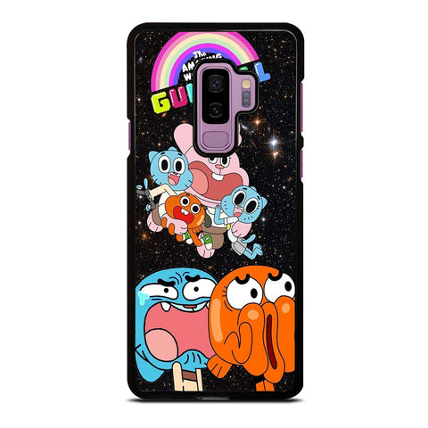 THE AMAZING WORLD OF GUMBALL Samsung Galaxy S9 Plus Case Cover