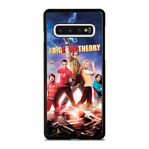 THE BIG BANG THEORY Samsung Galaxy S10 Case Cover