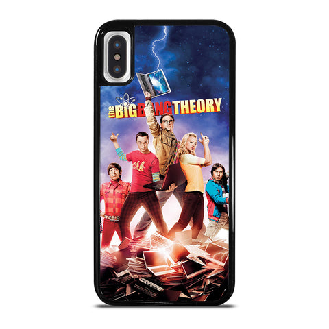 THE BIG BANG THEORY iPhone X / XS Case Cover
