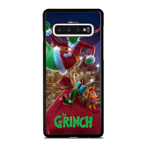THE GRINCH Samsung Galaxy S10 Case Cover