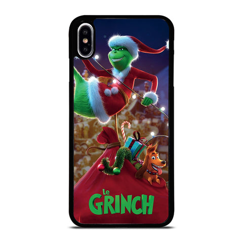 THE GRINCH iPhone XS Max Case Cover