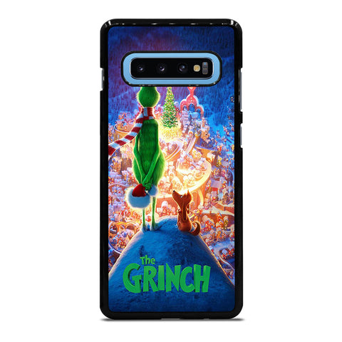 THE GRINCH MOVE Samsung Galaxy S10 Plus Case Cover