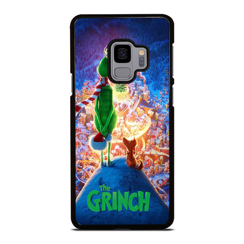 THE GRINCH MOVE Samsung Galaxy S9 Case Cover