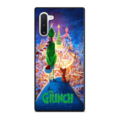 THE GRINCH MOVE Samsung Galaxy Note 10 Case Cover