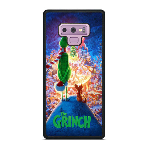 THE GRINCH MOVE Samsung Galaxy Note 9 Case Cover