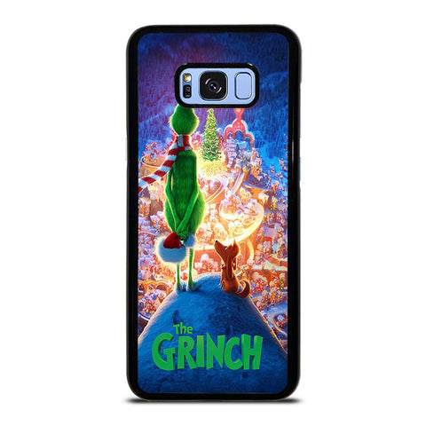 THE GRINCH MOVE Samsung Galaxy S8 Plus Case Cover