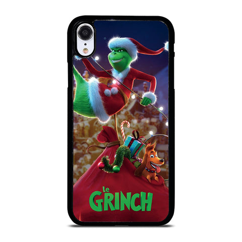 THE GRINCH iPhone XR Case Cover