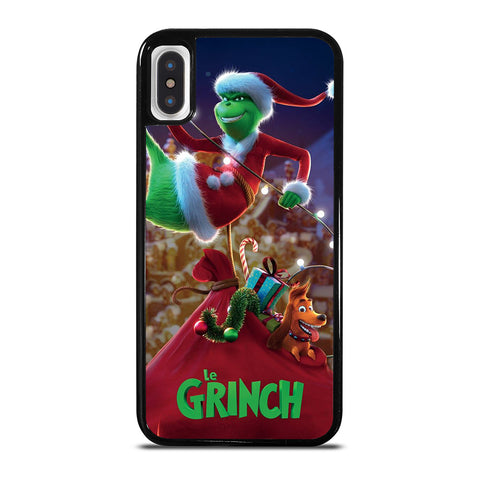 THE GRINCH iPhone X / XS Case Cover