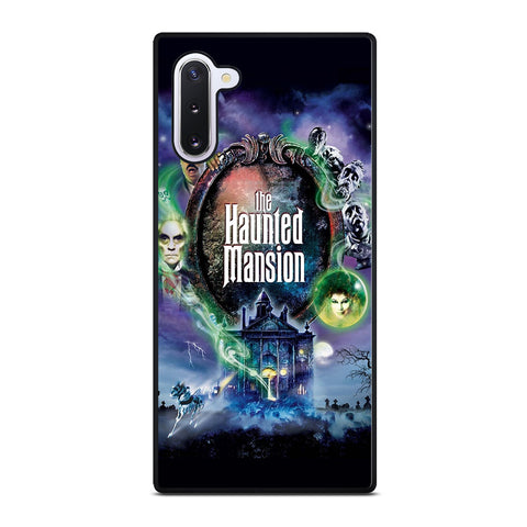 THE HAUNTED MANSION LOGO Samsung Galaxy Note 10 Case Cover