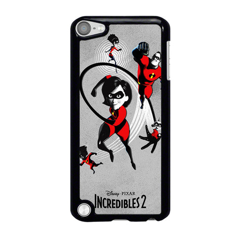 THE INCREDIBLES 2 DISNEY iPod Touch 5 Case