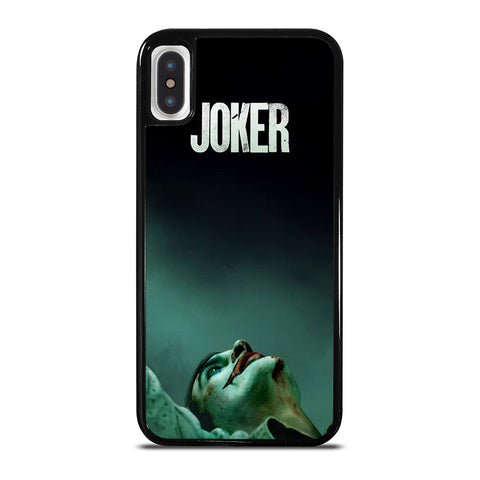 THE JOKER iPhone X / XS Case Cover