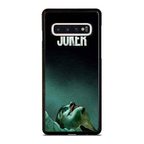 THE JOKER Samsung Galaxy S10 Case Cover