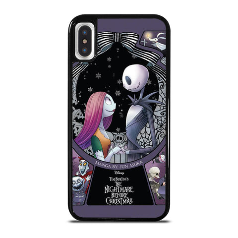 THE NIGHTMARE BEFORE CHRISTMAS DISNEY iPhone X / XS Case Cover
