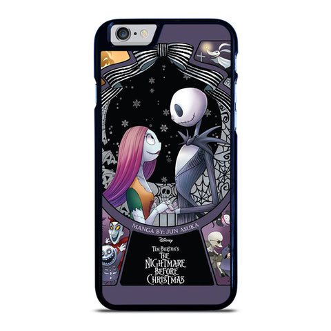 THE NIGHTMARE BEFORE CHRISTMAS DISNEY iPhone 6 / 6S Case Cover