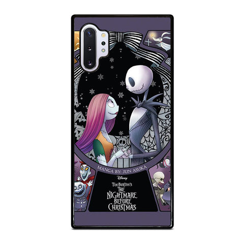 THE NIGHTMARE BEFORE CHRISTMAS DISNEY Samsung Galaxy Note 10 Plus Case Cover