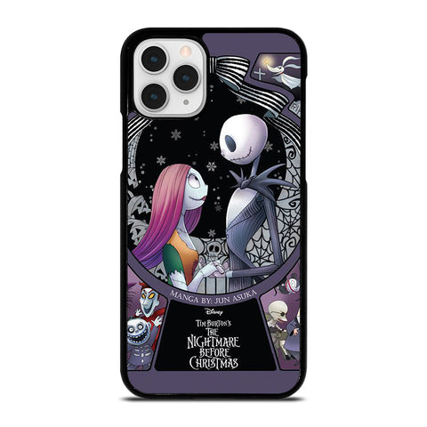 THE NIGHTMARE BEFORE CHRISTMAS DISNEY iPhone 11 Pro Case Cover