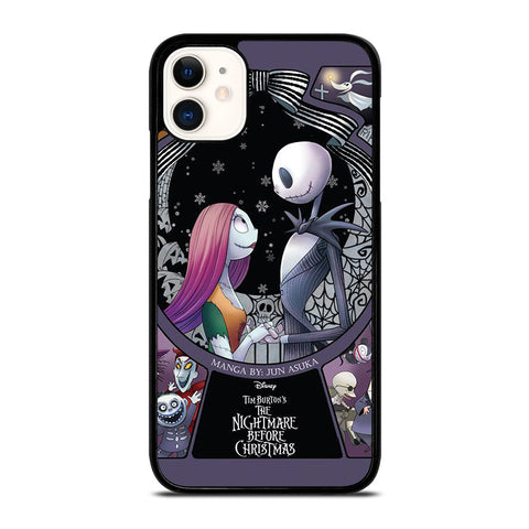THE NIGHTMARE BEFORE CHRISTMAS DISNEY iPhone 11 Case Cover