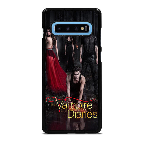 THE VAMPIRE DIARIES Samsung Galaxy S10 Plus Case Cover
