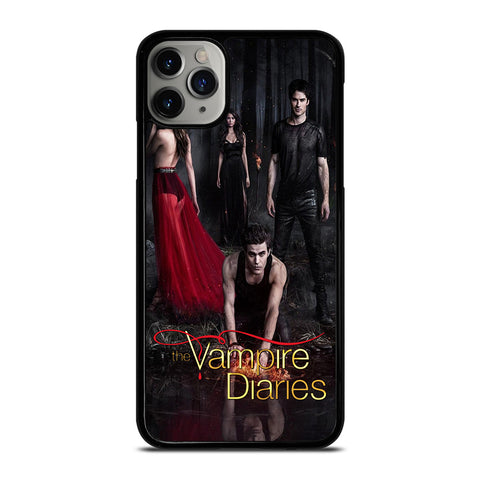 THE VAMPIRE DIARIES iPhone 11 Pro Max Case Cover
