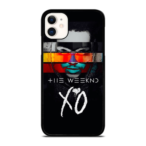 THE WEEKND XO iPhone 11 Case Cover