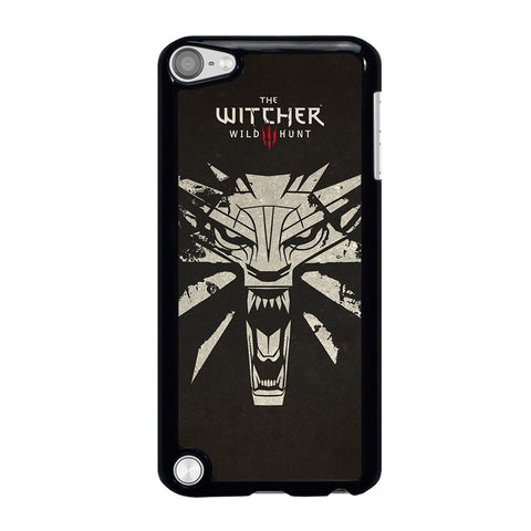 THE WITCHER WILD HUNT LOGO iPod Touch 5 Case