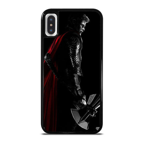 THOR MARVEL SUPERHERO NEW iPhone X / XS Case Cover