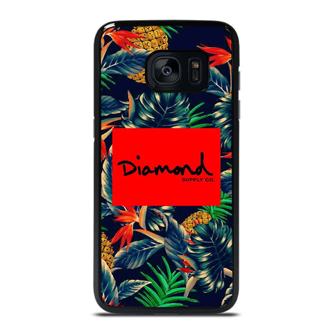 THRASHER DIAMOND SUPPLY CO PALM Samsung Galaxy S7 Edge Case Cover