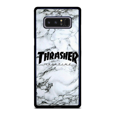 THRASHER SKATEBOARD MAGAZINE MARBLE Samsung Galaxy Note 8 Case Cover