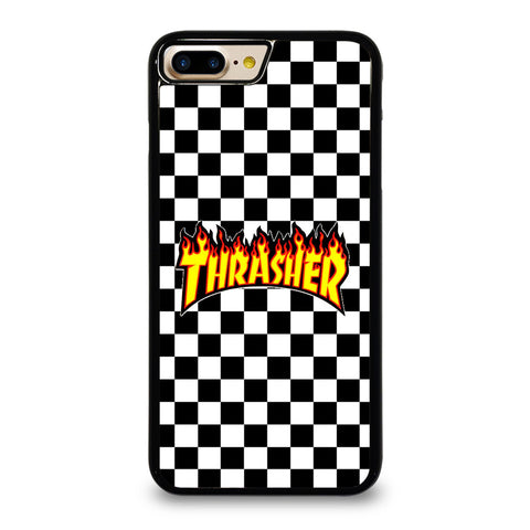 THRASHER CHECKERBOARD iPhone 7 / 8 Plus Case Cover