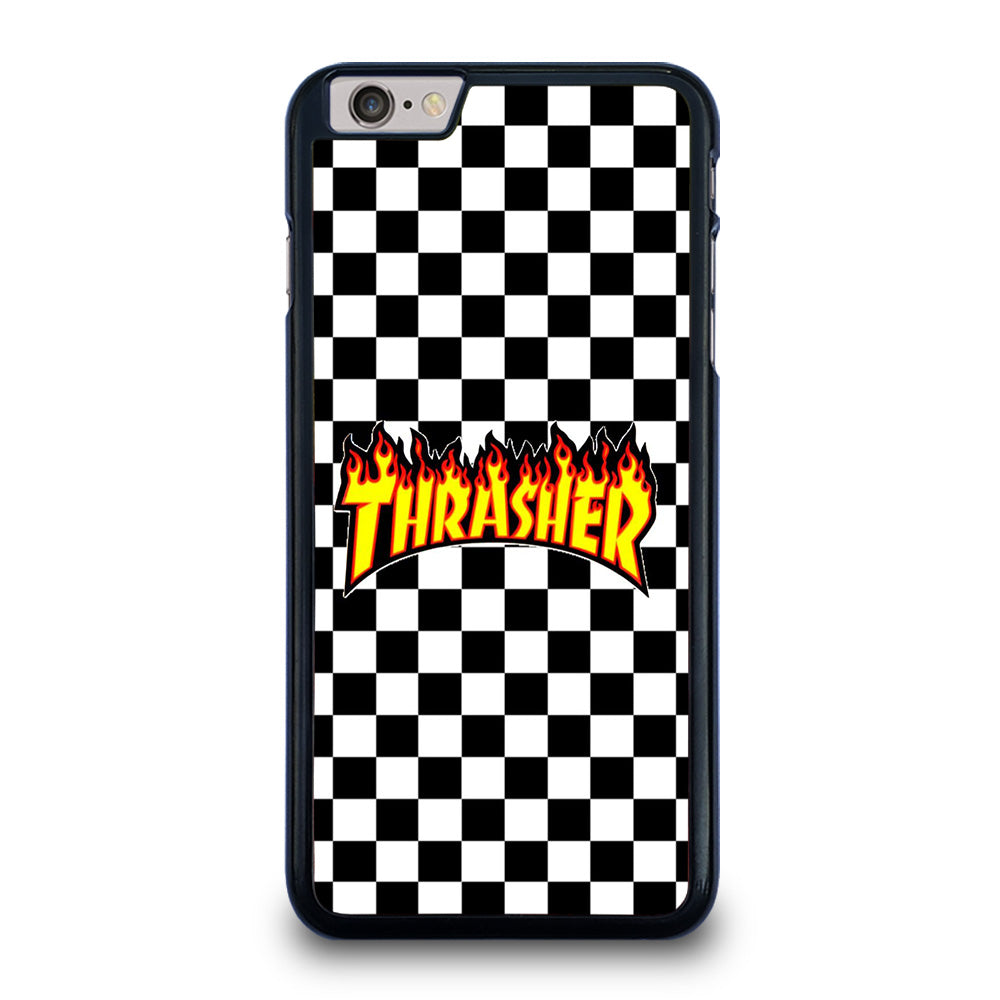 THRASHER CHECKERBOARD iPhone 6 / 6S Plus Case Cover - Casesummer