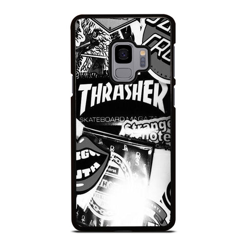 THRASHER SKATEBOARD MAGAZINE Samsung Galaxy S9 Case Cover