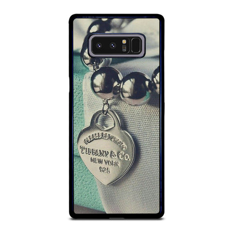 TIFFANY AND CO NEW YORK Samsung Galaxy Note 8 Case Cover