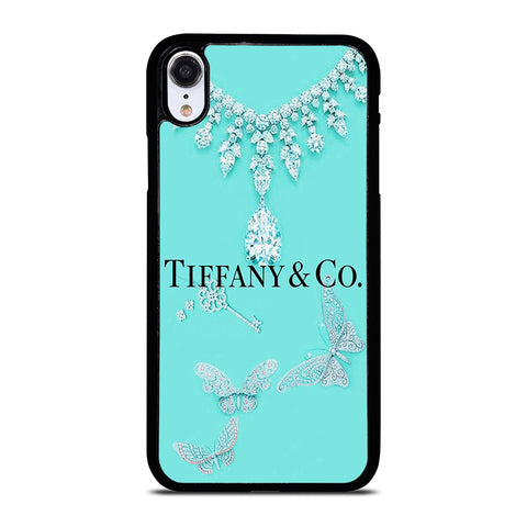TIFFANY AND CO NEW iPhone XR Case Cover