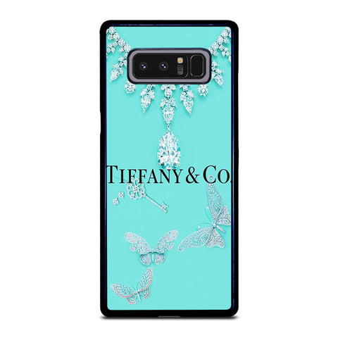 TIFFANY AND CO NEW Samsung Galaxy Note 8 Case Cover
