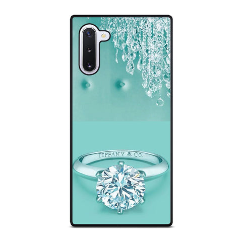 TIFFANY AND CO Samsung Galaxy Note 10 Case Cover