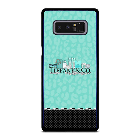 TIFFANY AND CO LOGO Samsung Galaxy Note 8 Case Cover