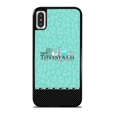TIFFANY AND CO LOGO iPhone X / XS Case Cover