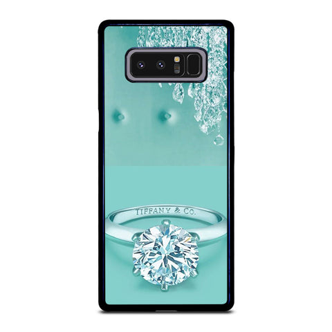 TIFFANY AND CO Samsung Galaxy Note 8 Case Cover