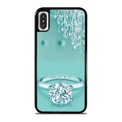 TIFFANY AND CO iPhone X / XS Case Cover