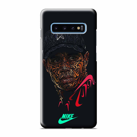 TIGER WOODS NIKE PORTRAIT Samsung Galaxy 3D Case Cover