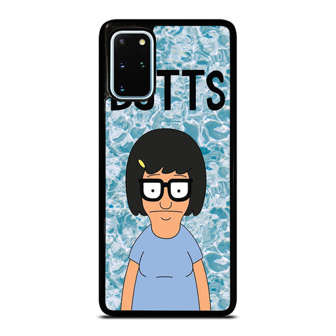 TINA BOBS BURGERS BUTTS  Samsung Galaxy S20 Plus Case Cover